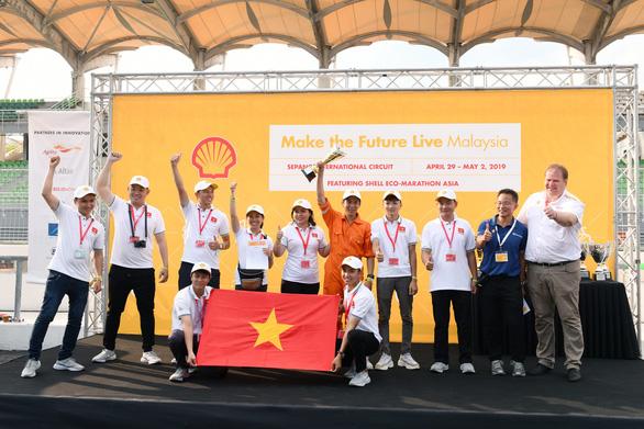 Xe tiết kiệm nhiên liệu của sinh viên Việt dự cuộc đua toàn cầu - Ảnh 4.