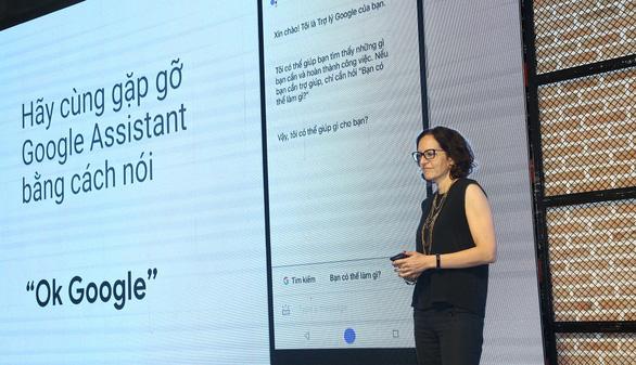 Trợ lý ảo Google Assistant tiếng Việt cần được dạy dỗ thêm  - Ảnh 1.