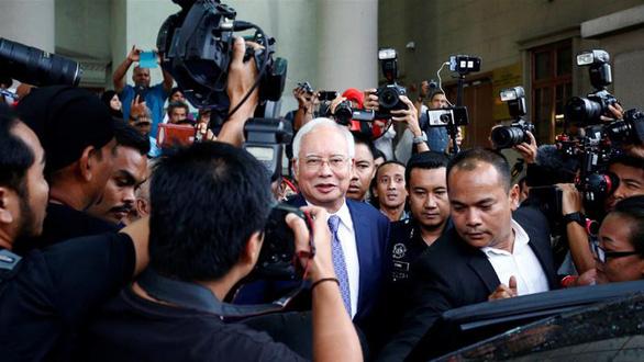 Mỹ thu được 57 triệu USD tiền tham nhũng trả cho Malaysia - Ảnh 1.