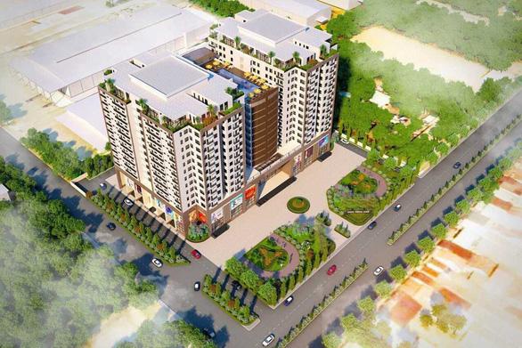 Triển khai dự án nhà ở cao tầng mặt tiền quốc lộ 13 - Ảnh 2.
