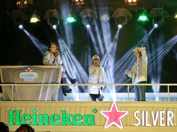 Những trải nghiệm bùng nổ cùng Heineken Silver - Ảnh 3.