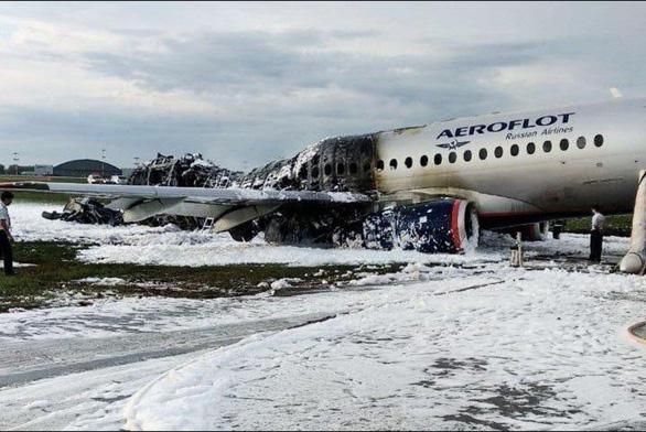 Nga không có kế hoạch ngưng sử dụng loại máy bay Sukhoi gặp nạn - Ảnh 1.