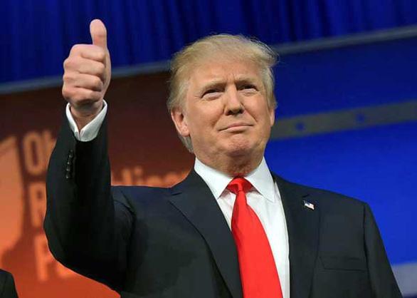 Dân Mỹ hài lòng màn trình diễn của Tổng thống Trump lĩnh vực kinh tế - Ảnh 1.