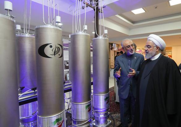 Iran khẳng định không vi phạm thỏa thuận hạt nhân - Ảnh 1.
