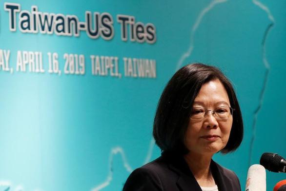 Giữa căng thẳng, Mỹ thông qua dự luật ủng hộ Đài Loan - Ảnh 1.