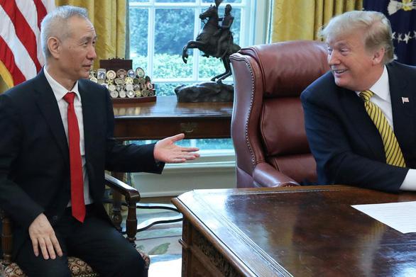 Chấn động lý do ông Trump đòi tăng áp thuế Trung Quốc - Ảnh 1.