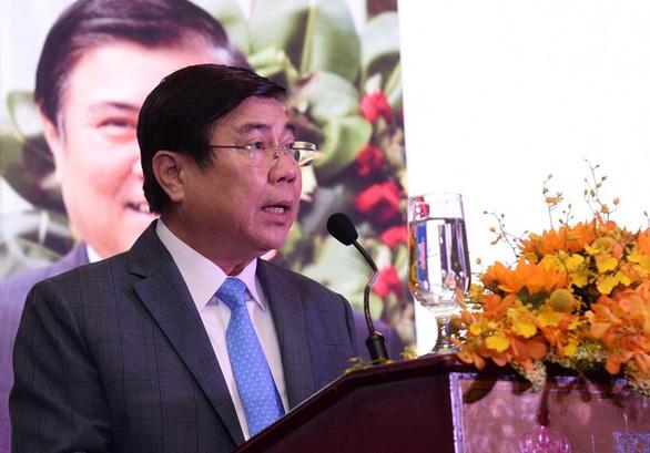Bí thư Nguyễn Thiện Nhân nêu 8 lý do nên đầu tư vào TP.HCM - Ảnh 2.