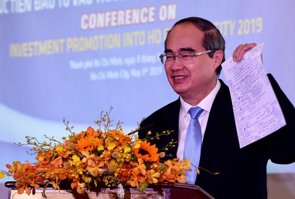 Bí thư Nguyễn Thiện Nhân nêu 8 lý do nên đầu tư vào TP.HCM - Ảnh 1.