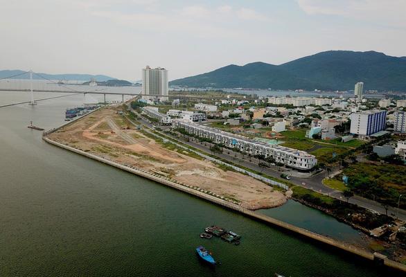 Vụ lấn sông Hàn: Sẽ điều chỉnh quy hoạch - Ảnh 1.