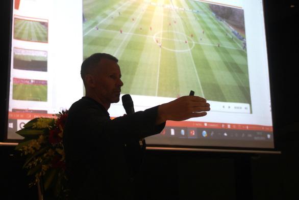 Ryan Giggs: World Cup 2026 sẽ mở ra nhiều cơ hội cho bóng đá Việt Nam - Ảnh 2.