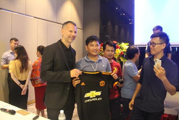 Ryan Giggs: World Cup 2026 sẽ mở ra nhiều cơ hội cho bóng đá Việt Nam - Ảnh 3.