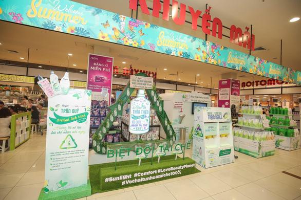 Người trẻ và niềm tin vào việc dùng bao bì từ nhựa tái chế - Ảnh 3.