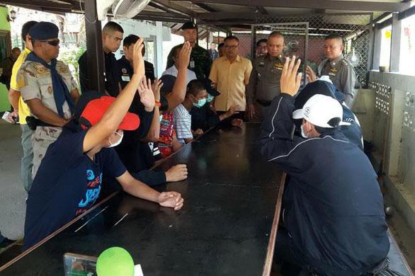Nhân viên y tế Thái Lan sợ bạo lực tại bệnh viện - Ảnh 1.