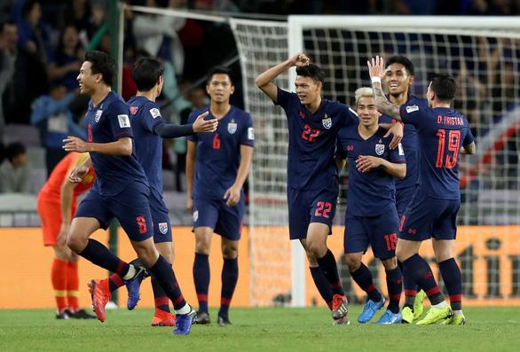 Việt Nam gặp Thái Lan ở Kings Cup 2019 - Ảnh 1.