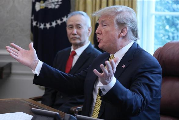 Đàm phán thương mại Mỹ - Trung tạo bước ngoặt dù thành hay bại - Ảnh 1.