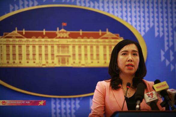 Người phát ngôn Bộ Ngoại giao nói gì về bất đồng thương mại Mỹ - Trung? - Ảnh 1.