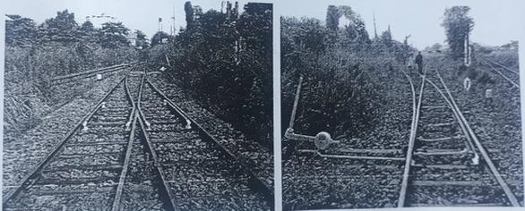 Công an vào cuộc vụ dỡ đường sắt Trạm vật tư Dĩ An phân lô đất nền  - Ảnh 3.