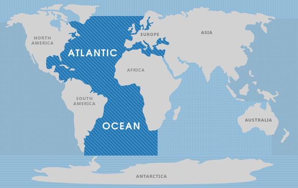 Hành tinh này sẽ không còn Đại Tây Dương - Ảnh 3.