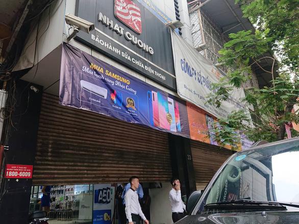 Khám xét chuỗi cửa hàng điện thoại Nhật Cường - Ảnh 10.