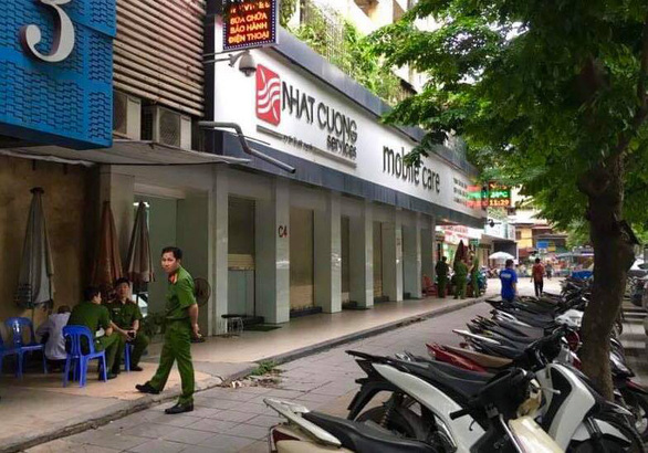 Khám xét chuỗi cửa hàng điện thoại Nhật Cường - Ảnh 9.