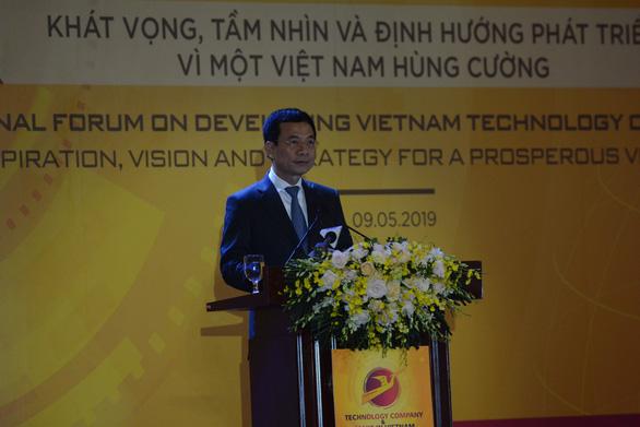 Phát triển doanh nghiệp công nghệ Việt Nam được coi là ưu tiên số 1 - Ảnh 3.