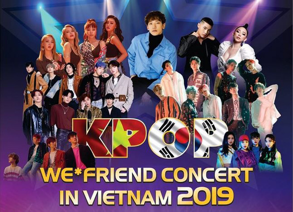 Bi Rain, Mamamoo sẽ đến Việt Nam trong Kpop Concert 2019 - Ảnh 1.