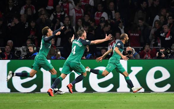 Tottenham gặp Liverpool:  lần thứ hai có trận chung kết Champions League toàn Anh - Ảnh 1.