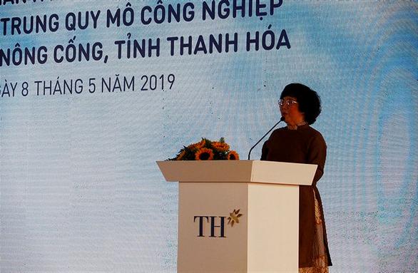 Khởi công dự án chăn nuôi bò sữa, chế biến sữa 3.800 tỉ đồng ở Thanh Hóa - Ảnh 2.