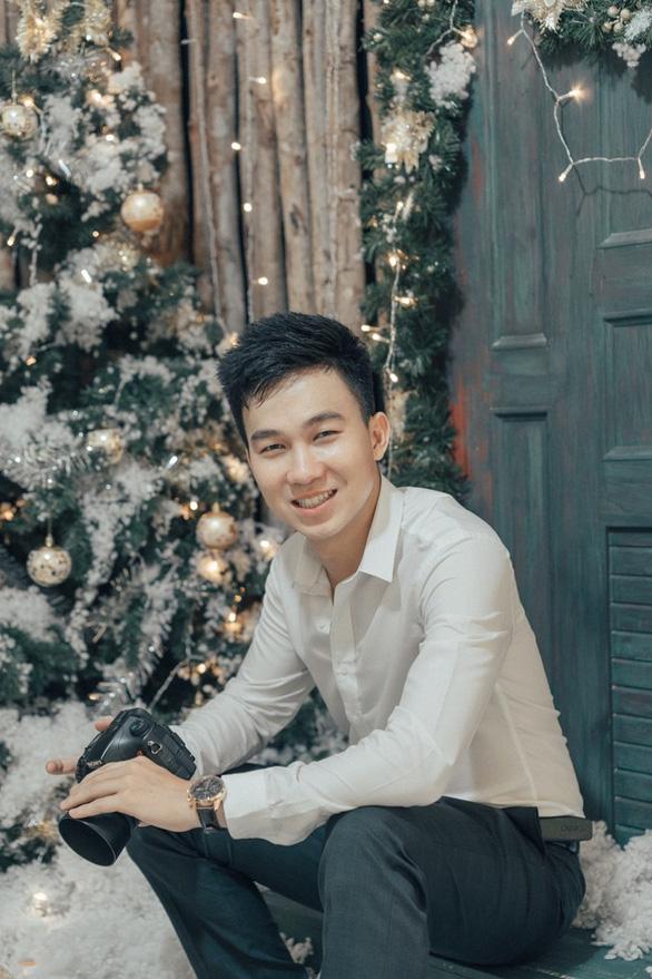 Lê Minh Hoàng - Chàng sinh viên trẻ làm chủ hai doanh nghiệp - Ảnh 1.
