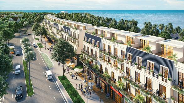 Phố thương mại trung tâm TP Hà Tiên hút khách với giá từ 12,8 triệu/m2 - Ảnh 2.