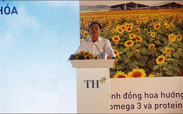 Khởi công dự án chăn nuôi bò sữa, chế biến sữa 3.800 tỉ đồng ở Thanh Hóa - Ảnh 3.
