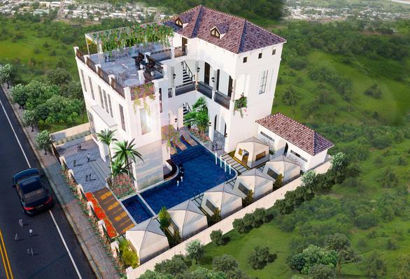 Phan Thiết xuất hiện siêu biệt thự 11 phòng giá 7 tỉ đồng - Ảnh 3.