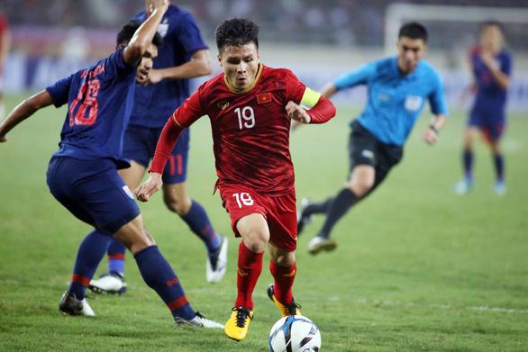 Gặp tuyển Việt Nam ở King's Cup 2019: Thái Lan quyết đoạt cúp vô địch - Ảnh 1.