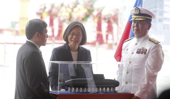 Mua không được, Đài Loan tuyên bố tự đóng tàu ngầm - Ảnh 2.