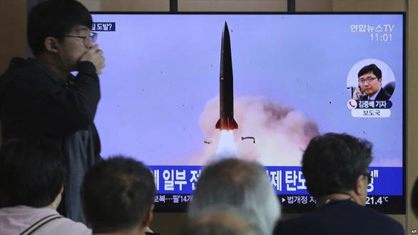 Triều Tiên: Thử tên lửa là phòng vệ và thường kỳ không nhắm vào ai' - Ảnh 1.