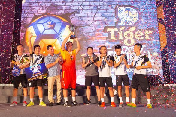 Giải đấu Tiger Street Football đang tăng nhiệt từng ngày - Ảnh 4.