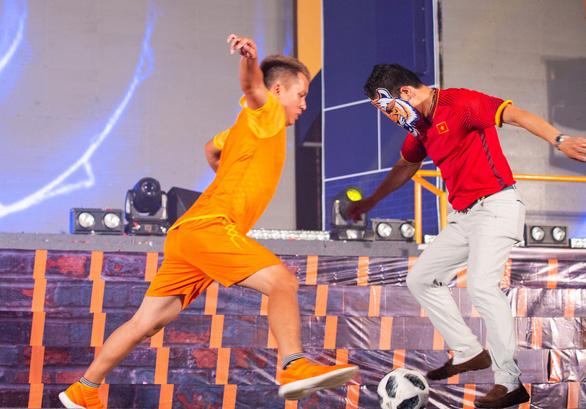Giải đấu Tiger Street Football đang tăng nhiệt từng ngày - Ảnh 6.