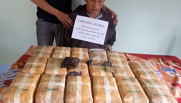 Phá đường dây ma túy xuyên quốc gia, thu giữ 100.000 viên ma túy - Ảnh 2.