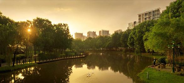 Celadon City - khu đô thị đẳng cấp quốc tế về quy hoạch tổng thể - Ảnh 3.