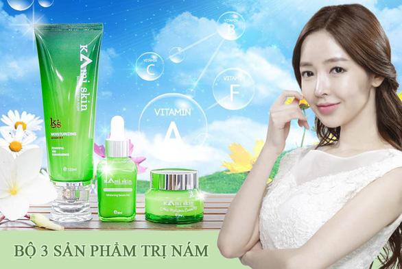 Trực tiếp xem quá trình sản xuất mỹ phẩm Kami Skin - Ảnh 3.