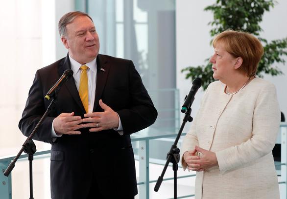 Mỹ 'đe cắt chia sẻ dữ liệu nếu Đức dùng thiết bị Huawei - Ảnh 1.
