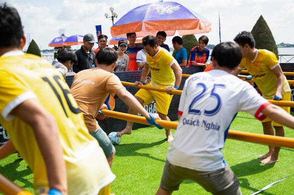 Giải đấu Tiger Street Football đang tăng nhiệt từng ngày - Ảnh 5.