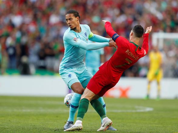 Bồ Đào Nha vô địch Nations League mùa đầu tiên - Ảnh 2.