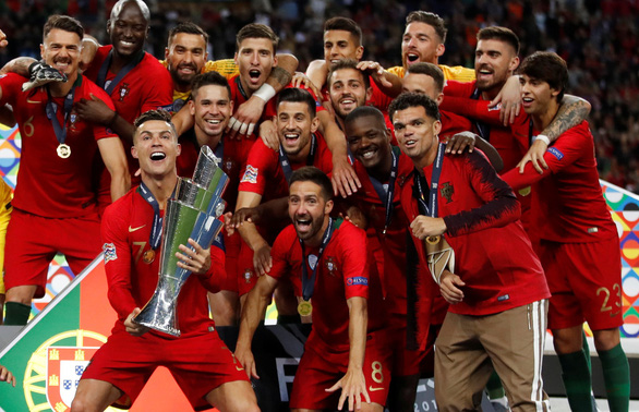 Bồ Đào Nha vô địch Nations League mùa đầu tiên - Ảnh 1.