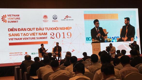 Hàng loạt quỹ đầu tư ngoại cam kết rót 10.000 tỉ đồng cho startup Việt - Ảnh 1.