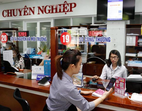 Đà Nẵng thu phí bằng ví điện tử - Ảnh 1.