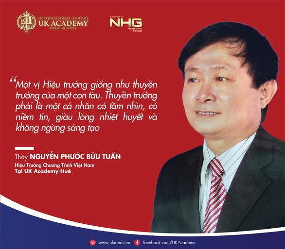 hieu truong chuong trinh vietnam uk academy hue