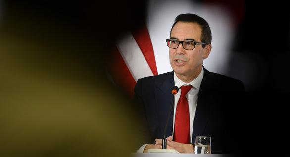 Mỹ nêu điều kiện giải cứu Huawei - Ảnh 1.