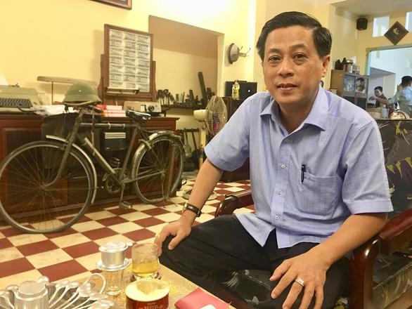 Ông chủ cà phê biệt động Sài Gòn: Không muốn lịch sử bị lãng quên! - Ảnh 1.