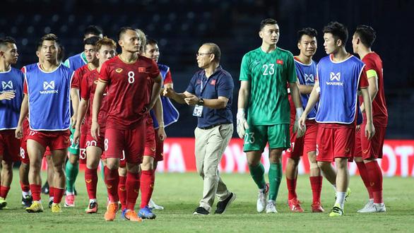 Vòng loại World Cup 2022 châu Á: Tuyển VN đá 5 trận trong năm 2019 - Ảnh 1.